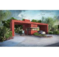 Foto de terreno habitacional en venta en  , sierra papacal, mérida, yucatán, 2756020 No. 01