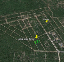 Foto de terreno habitacional en venta en  , sierra papacal, mérida, yucatán, 2982530 No. 01