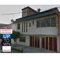 Foto de casa en venta en  , siete maravillas, gustavo a. madero, distrito federal, 455234 No. 01