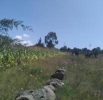 Foto de terreno habitacional en venta en sin nombre sin numero, aculco de espinoza, aculco, méxico, 2898337 No. 01