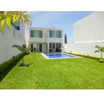 Foto de casa en venta en sin numero 02, pedregal de oaxtepec, yautepec, morelos, 2658369 No. 01