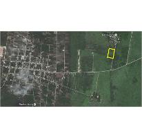 Foto de terreno habitacional en venta en  , sitpach, mérida, yucatán, 2605825 No. 01