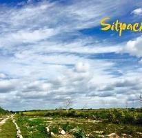Foto de terreno habitacional en venta en  , sitpach, mérida, yucatán, 4317596 No. 01