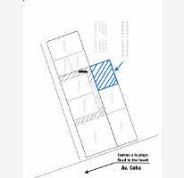 Foto de terreno habitacional en venta en a pasos de avenida coba smls127, tulum centro, tulum, quintana roo, 523952 No. 01