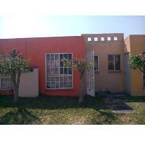 Foto de casa en venta en  , las garzas i, ii, iii y iv, emiliano zapata, morelos, 375999 No. 01