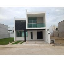 Foto de casa en venta en  , sol campestre, centro, tabasco, 2403636 No. 01