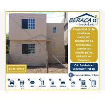 Foto de casa en venta en  , solidaridad voluntad y trabajo, tampico, tamaulipas, 2877910 No. 01