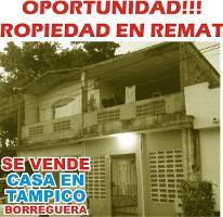 Foto de casa en venta en  , solidaridad voluntad y trabajo, tampico, tamaulipas, 4315168 No. 01
