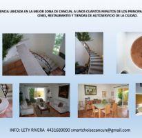 Foto de casa en venta en, supermanzana 17, benito juárez, quintana roo, 1904360 no 01
