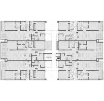 Foto de departamento en venta en  , supermanzana 3 centro, benito juárez, quintana roo, 2307523 No. 01