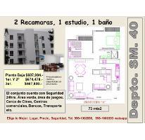 Foto de departamento en venta en  , supermanzana 40, benito juárez, quintana roo, 2957563 No. 01