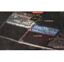 Foto de terreno habitacional en venta en tab 21838 , cholul, mérida, yucatán, 2799002 No. 01