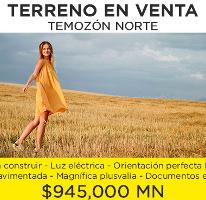 Foto de terreno habitacional en venta en tab 44427 , temozon norte, mérida, yucatán, 613536 No. 01