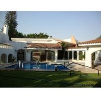 Foto de casa en venta en  , tabachines, cuernavaca, morelos, 1076529 No. 01