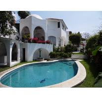 Foto de casa en venta en  , tabachines, cuernavaca, morelos, 1430807 No. 01