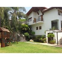 Foto de casa en venta en  , tabachines, cuernavaca, morelos, 1668720 No. 01