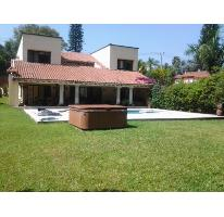 Foto de casa en venta en  #, tabachines, cuernavaca, morelos, 2572735 No. 01