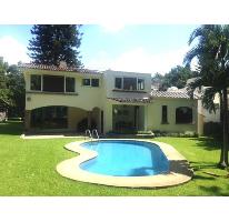 Foto de casa en venta en  , tabachines, cuernavaca, morelos, 2591627 No. 01
