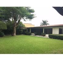 Foto de casa en renta en  , tabachines, cuernavaca, morelos, 2600304 No. 01