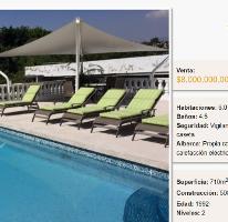 Foto de casa en venta en  , tabachines, cuernavaca, morelos, 2843981 No. 01