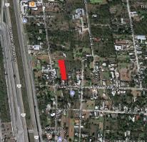 Foto de terreno habitacional en venta en tablaje 14716 sección 45 , ejido de chuburna, mérida, yucatán, 4017778 No. 01