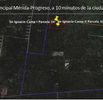 Foto de terreno habitacional en venta en tablaje catastral , san ignacio, progreso, yucatán, 0 No. 01