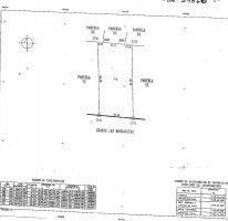 Foto de terreno habitacional en venta en, tamanché, mérida, yucatán, 2109544 no 01