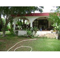 Foto de terreno habitacional en venta en  , tamanché, mérida, yucatán, 2327869 No. 01