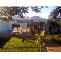 Foto de casa en venta en  , tamanché, mérida, yucatán, 448009 No. 01