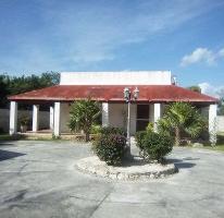 Foto de casa en venta en  , tamanché, mérida, yucatán, 0 No. 01