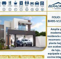 Foto de casa en venta en  , tancol, tampico, tamaulipas, 0 No. 01