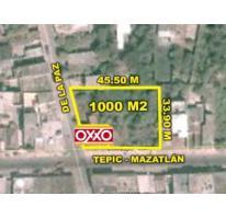 Foto de terreno comercial en venta en  , teacapan, escuinapa, sinaloa, 1633950 No. 01