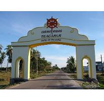 Foto de terreno comercial en venta en  , teacapan, escuinapa, sinaloa, 943099 No. 01