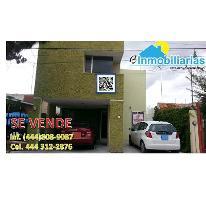 Foto de casa en venta en  , tecnológico, san luis potosí, san luis potosí, 2715777 No. 01