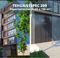 Foto de departamento en renta en tehuantepec , roma sur, cuauhtémoc, distrito federal, 0 No. 01