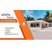 Foto de casa en venta en  , telchac puerto, telchac puerto, yucatán, 2913243 No. 01