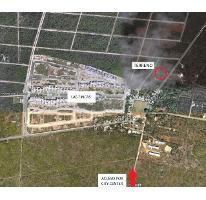 Foto de terreno habitacional en venta en temozón norte 0, temozon norte, mérida, yucatán, 2131361 No. 01