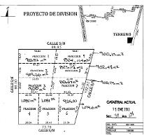 Foto de terreno habitacional en venta en, temozon norte, mérida, yucatán, 1062809 no 01