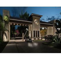 Foto de terreno habitacional en venta en  , temozon norte, mérida, yucatán, 1380499 No. 01