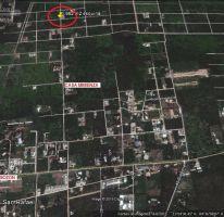 Foto de terreno habitacional en venta en, temozon norte, mérida, yucatán, 1679848 no 01