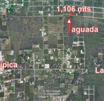 Foto de terreno habitacional en venta en, temozon norte, mérida, yucatán, 2044520 no 01