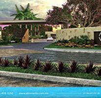 Foto de terreno habitacional en venta en, temozon norte, mérida, yucatán, 2076348 no 01