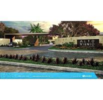 Foto de terreno habitacional en venta en  , temozon norte, mérida, yucatán, 2076348 No. 01