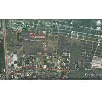 Foto de terreno habitacional en venta en  , temozon norte, mérida, yucatán, 2528365 No. 01