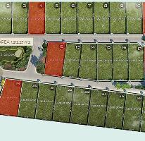 Foto de terreno habitacional en venta en  , temozon norte, mérida, yucatán, 2593437 No. 01