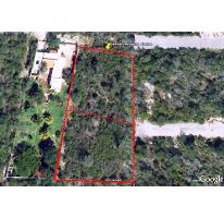 Foto de terreno habitacional en venta en  , temozon norte, mérida, yucatán, 2594807 No. 01