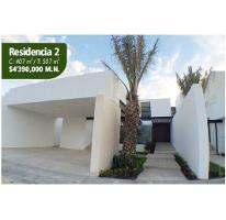 Foto de casa en venta en  , temozon norte, mérida, yucatán, 2616795 No. 01