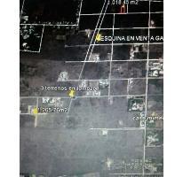 Foto de terreno habitacional en venta en  , temozon norte, mérida, yucatán, 2894654 No. 01