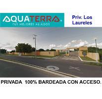 Foto de terreno habitacional en venta en  , temozon norte, mérida, yucatán, 2937282 No. 01