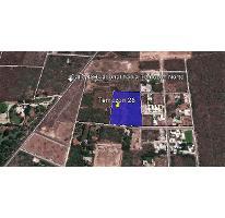 Foto de terreno habitacional en venta en  , temozon norte, mérida, yucatán, 2961726 No. 01